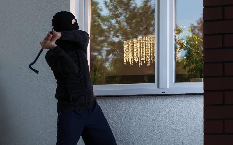Landscaping can prevent burglaries