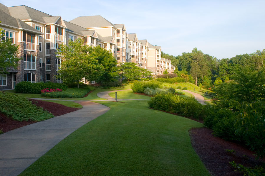 Commercial Landscaping- Is your landscaping company making the cut?
